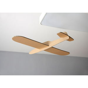 Dekorace s možností vlastního vybarvení Decorplay Letadlo