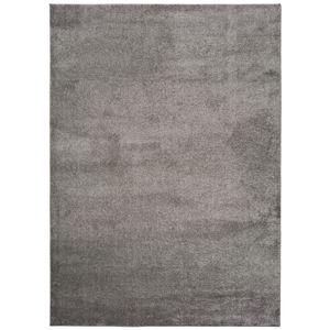 Tmavě šedý koberec Universal Montana, 140x200cm