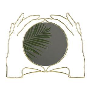Stolní zrcadlo DOIY Xéria, 21,5 x 26 cm