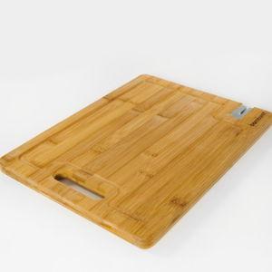 Bambusové krájecí prkénko s brouskem, Livada, 33x25 cm
