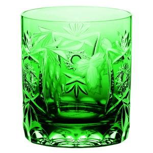 Zelená sklenice na whisky z křišťálového skla Nachtmann Traube Whisky Tumbler Emerald Green, 250 ml