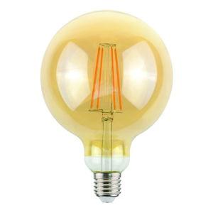 Žárovka ve zlaté barvě Homemania Globo