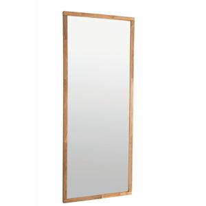 Přírodní dubové zrcadlo Rowico Gefjun