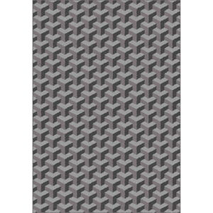Šedý koberec Universal Nilo Grey, 133x190cm