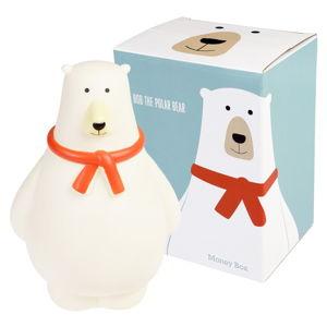 Dětská kasička Rex London Bob the Polar Bear