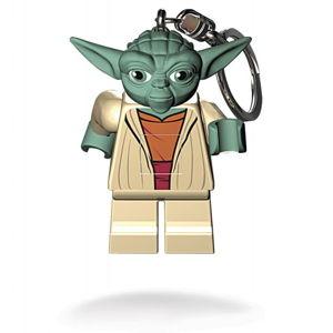 Svítící klíčenka LEGO® Star Wars Yoda