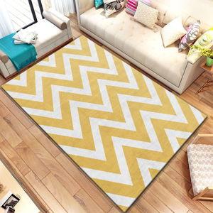Koberec Homefesto Digital Carpets Hive, 100 x 140 cm