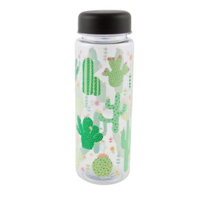 Lahev na vodu Sass & Belle Colourful Cactus, 450 ml