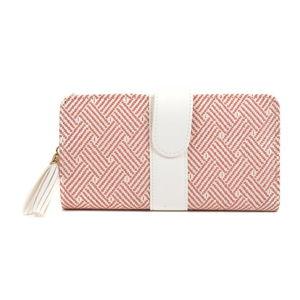 Růžová dámská peněženka Sofia Cardoni