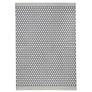 Šedý koberec Zala LivingSpot,140x200cm