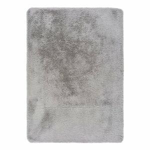 Šedý koberec Universal Alpaca Liso, 80 x 150 cm