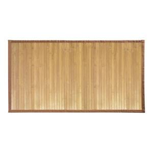 Bambusová koupelnová předložka iDesign Formbu Mat MD