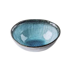 Modrá keramická miska MIJ Sky, ø17cm