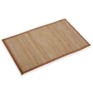 Bambusový koberec Versa Bambú Emily, 50x80cm