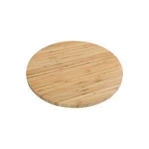 Bambusový servírovací podnos Magnos, ø35cm