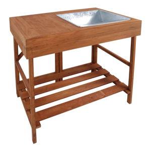 Dřevěný pěstitelský stůl Esschert Design