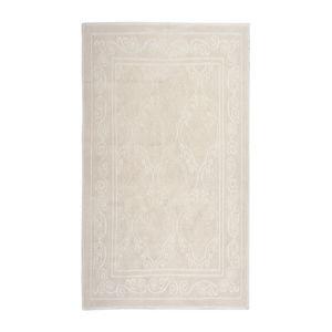 Béžový koberec Karima, 100 x 200 cm