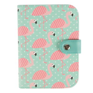 Pouzdro na pas Sass & Belle Tropical Flamingo