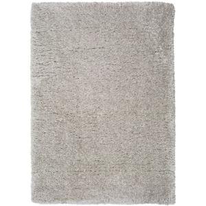 Šedý koberec Universal Liso, 140x200cm